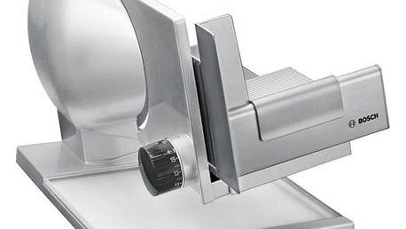 Kráječ Bosch MultiCut MAS9555M stříbrný + Doprava zdarma
