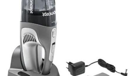 Akumulátorový vysavač Concept Perfect Clean VP4340 šedý