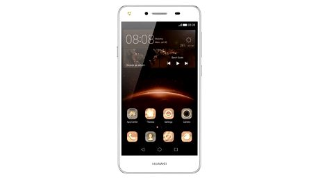 Huawei Y5 II Dual Sim, bílá + Dárky ZDARMA!