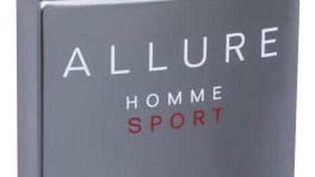 Chanel Allure Homme Sport Eau Extreme 100 ml parfémovaná voda tester pro muže