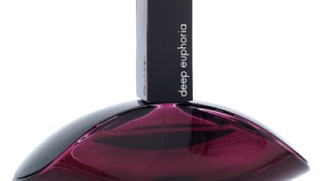 Calvin Klein Deep Euphoria 100 ml parfémovaná voda pro ženy
