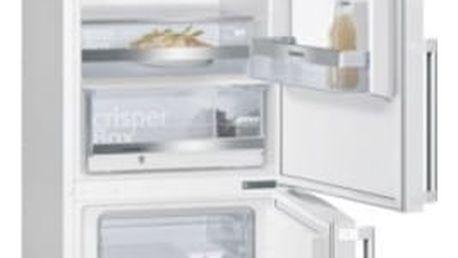 Kombinace chladničky s mrazničkou Siemens iQ500 KG39EBW40 bílá