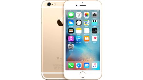 Apple iPhone 6s 128GB, zlatá - MKQV2CN/A