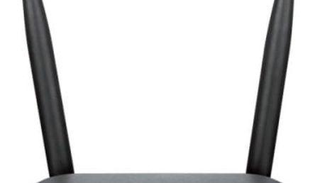 Router D-Link DIR-605L (DIR-605L) černý