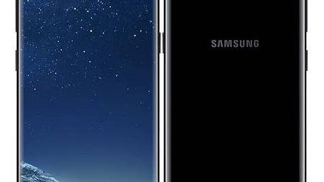 Mobilní telefon Samsung Galaxy S8 - Midnight Black (SM-G950FZKAETL) Software F-Secure SAFE 6 měsíců pro 3 zařízení (zdarma) + Doprava zdarma