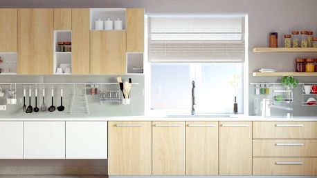 Vysoce odolný kuchyňský koberec Webtappeti Coure,60x190cm