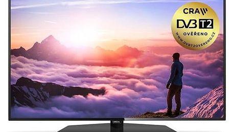 Televize Philips 49PFS5301/12 černá + Doprava zdarma