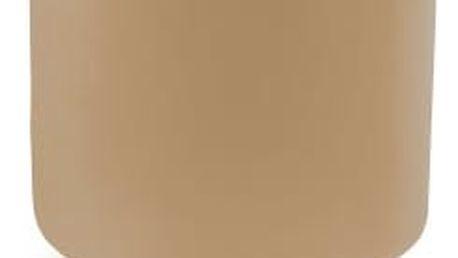 Dora - Taburet (eko kůže kávová)