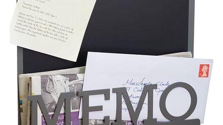 Psací tabule s háčky na klíče Kitchen Craft Living Nostalgia