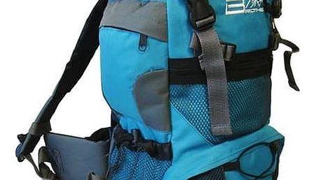 Batoh turistický Brother 35 litrů + Taška přes rameno Coleman ZOOM - (1L, černá), 12 x 15 x 8,5 cm, 160 g, vhodná na doklady, mobil, klíče v hodnotě 259 Kč
