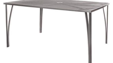 Kovový stůl ASTOR 150 x 90 cm