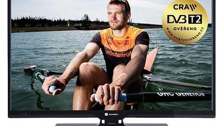 Televize GoGEN TVH 24N266T černá