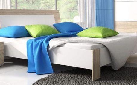 Manželská postel BETA postel 160x200
