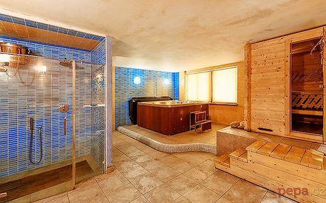 3–6denní pobyt pro 2 s polopenzí a saunou v hotelu Vápenka*** v Krkonoších