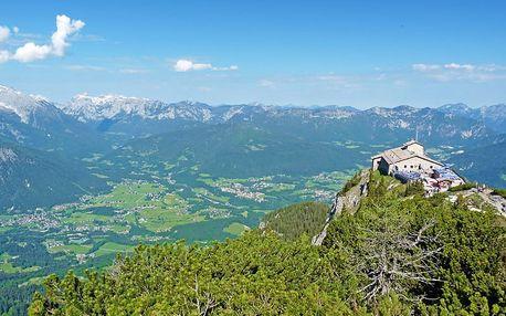 Poznávací zájezd do Německa na Orlí hnízdo a k jezeru Königsee pro JEDNOHO