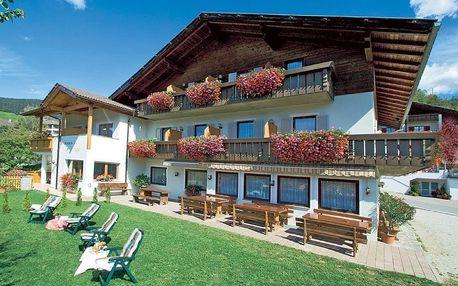Itálie - Dolomity Superski na 8 až 11 dní, polopenze s dopravou vlastní