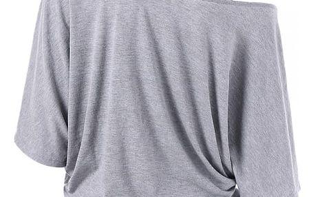 Krajkové tílko s tričkem - 3 barvy