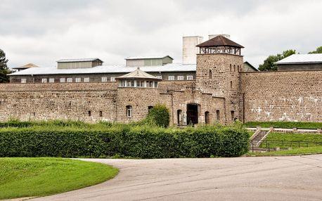 Návštěva koncentračního tábora Mauthausen