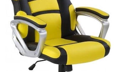 Hornet - Kancelářské křeslo, mechanismus tilt, područky