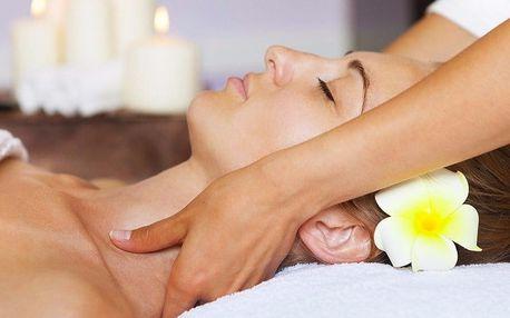 Letní či prohřívací masáž v délce 90 i 120 min.