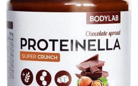 Fitness oříškové máslo Čokoládová Proteinella 250 g