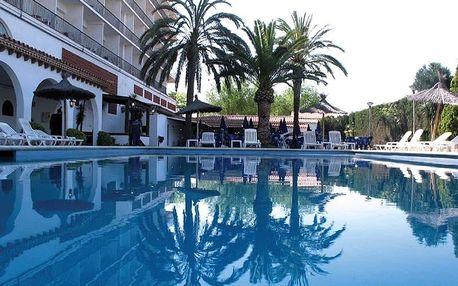 Španělsko - Costa Dorada na 8 až 11 dní, plná penze nebo polopenze s dopravou vlastní