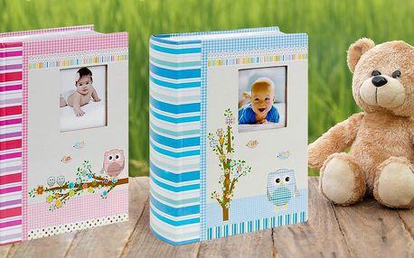 Dětské fotoalbum s motivem, jaký si vyberete