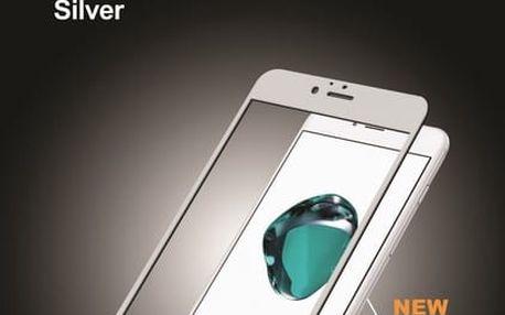 PanzerGlass ochranné sklo PREMIUM na displej pro Apple iPhone 7, stříbrná - 2601