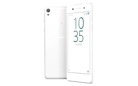 Mobilní telefon Sony E5 (F3311) (1303-0289) bílý