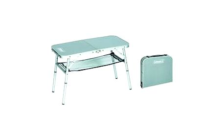 COLEMAN Mini Camp Table rozkládací stůl