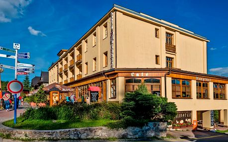 Pohoda ve Vysokých Tatrách: plná penze i relax