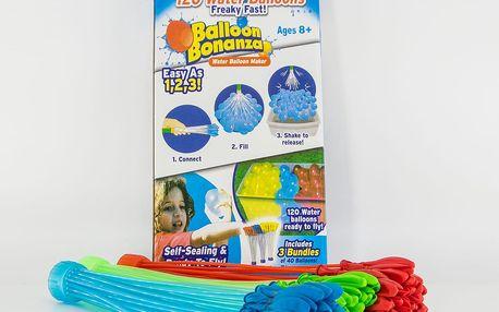 Samoplnící vodní balónky 120 ks