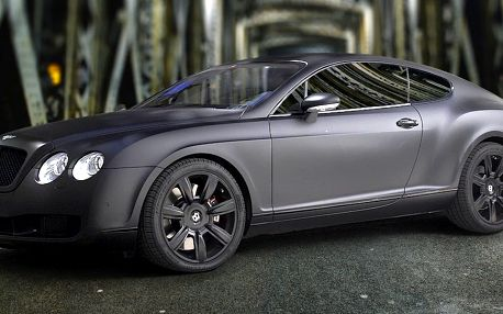 Zapůjčení luxusního Bentley na den nebo víkend