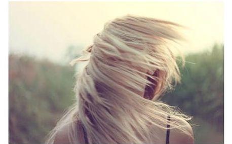 Posílení vlasů - Brazilský keratin!