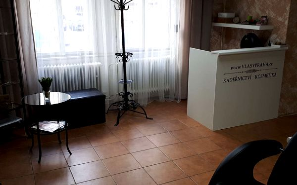 Salon Vlasy Praha a kosmetika
