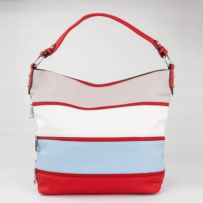 Bella Belly Dámská kabelka Sun-bags crossbody s pruhy