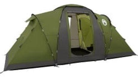 COLEMAN Bering 4 rodinný stan + ZDARMA vařič Campingaz Camp Bistro v hodnotě 719 Kč