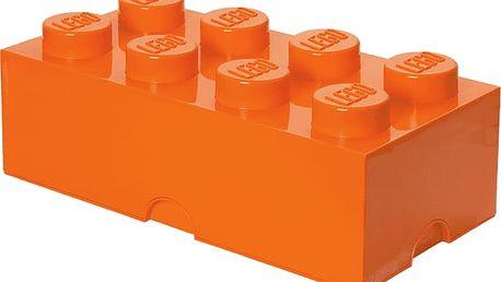 LEGO® Úložný box velikost 4 oranžová