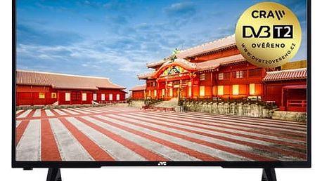 Televize JVC LT-43VF43A černá