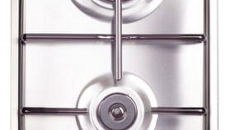 Plynová varná deska Guzzanti GZ 8201 nerez