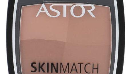 ASTOR Skin Match 7,65 g bronzer pro ženy 001 Blonde