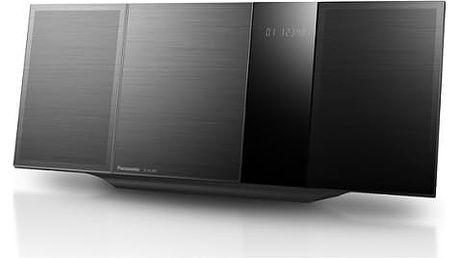 Mikrosystém Panasonic SC-HC395EG-K černý