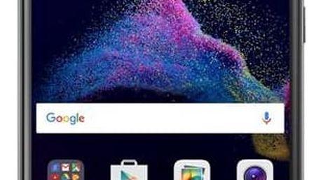 Mobilní telefon Huawei P9 lite 2017 (SP-P9L17DSBOM) černý SIM s kreditem T-Mobile 200Kč Twist Online Internet (zdarma)Software F-Secure SAFE 6 měsíců pro 3 zařízení (zdarma) + Doprava zdarma