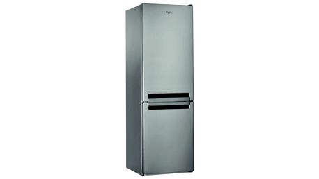 Kombinace chladničky s mrazničkou Whirlpool Supreme NoFrost BSNF 8121 OX nerez