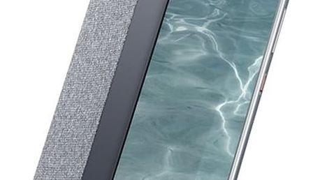 Huawei Original S-View Pouzdro pro P10 Plus, světle šedá - 51991877