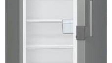 Chladnička Gorenje R 6191 DX šedá + Doprava zdarma