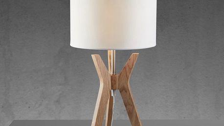 Stolní lampa paulina, 55 cm