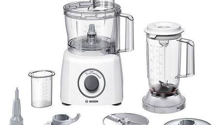 Kuchyňský robot Bosch MCM3200W šedý/bílý + Doprava zdarma