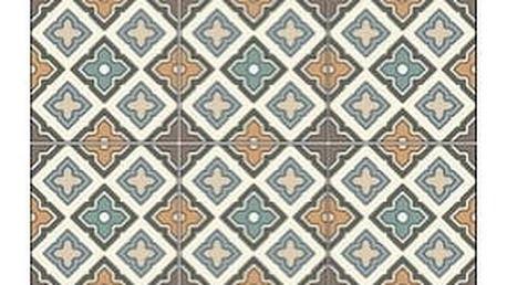 Vinylový koberec Huella Déco Quadrado 180x50 cm - doprava zdarma!