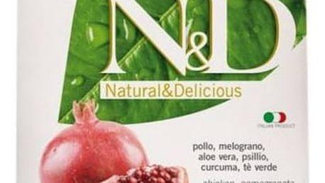 Granule N&D Grain Free CAT Adult Chicken & Pomegranate 1,5 kg